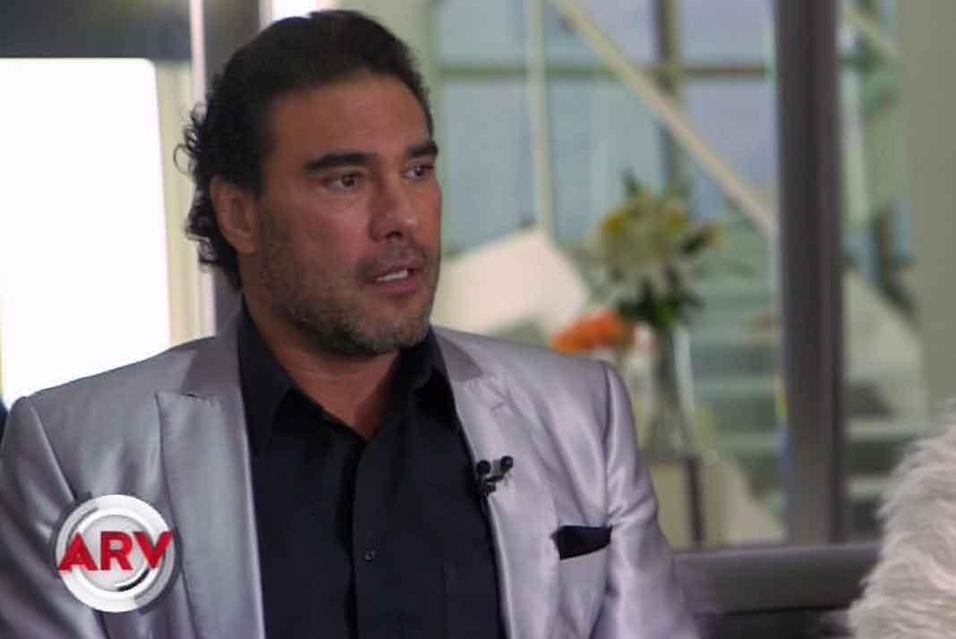Eduardo Yáñez reconoció que como actor y sostén de la casa, no siempre estaba con su hijo