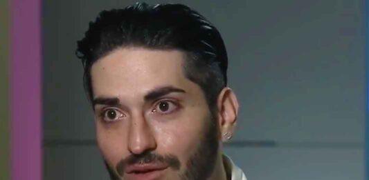 El hijo de Eduardo Yáñez lloró durante la entrevista que dio en exclusiva al programa Primer Impacto, de Univision