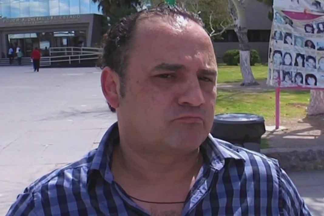 Alberto Jr. hace poco era buscado por agredir a un oficial y querer ingresar a una propiedad privada