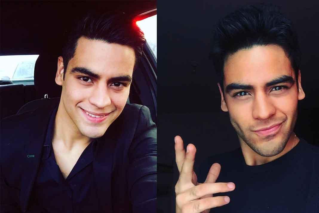Este chico de Monterrey es joven, guapo y con todo el talento para triunfar