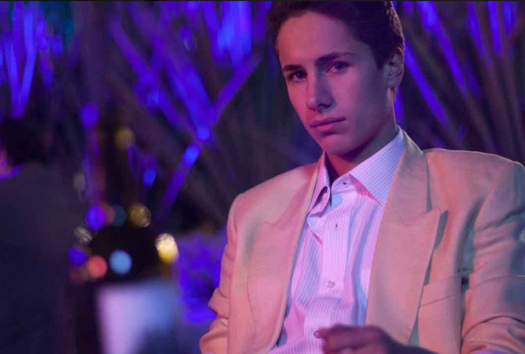 Juanpa Zurita, el popular influencer de las redes sociales, interpretará a Alejandro Basteri, el hermano de Luis Miguel