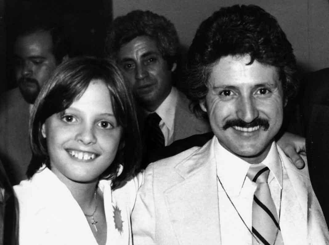 """Andrés García dijo hace poco que Luisito Rey le pidió que lo ayudara a """"desaparecer"""" a Marcela Basteri"""