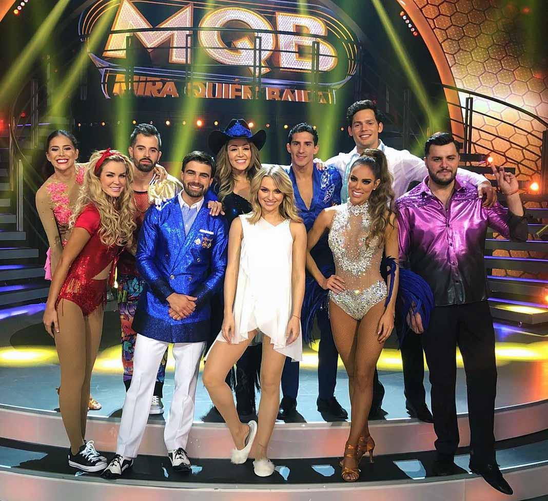 """Los 10 famosos participantes de este año en """"Mira Quién Baila"""""""