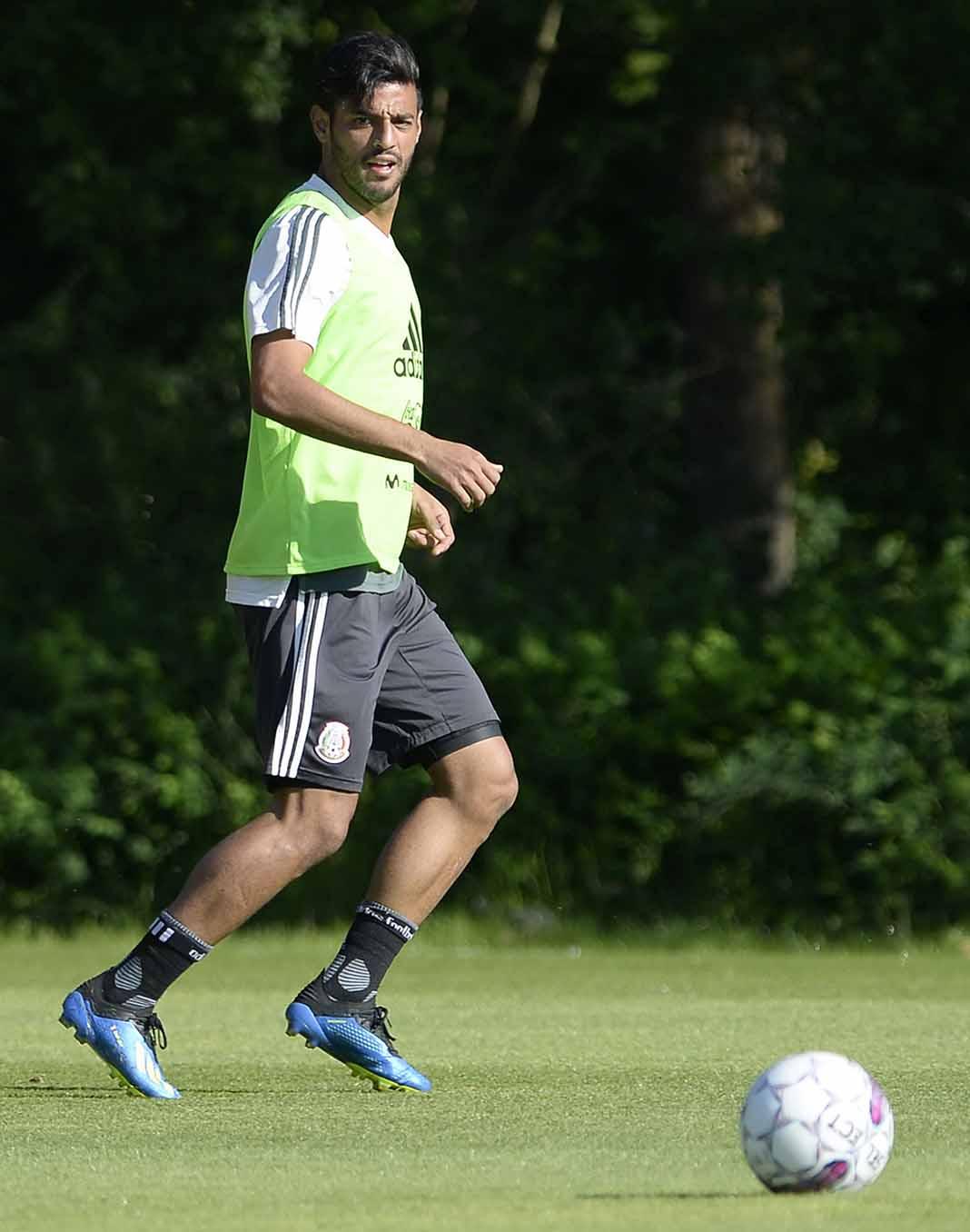 Carlos Vela juega en Los Angeles FC y es uno de los mejores elementos de la Selección Mexicana