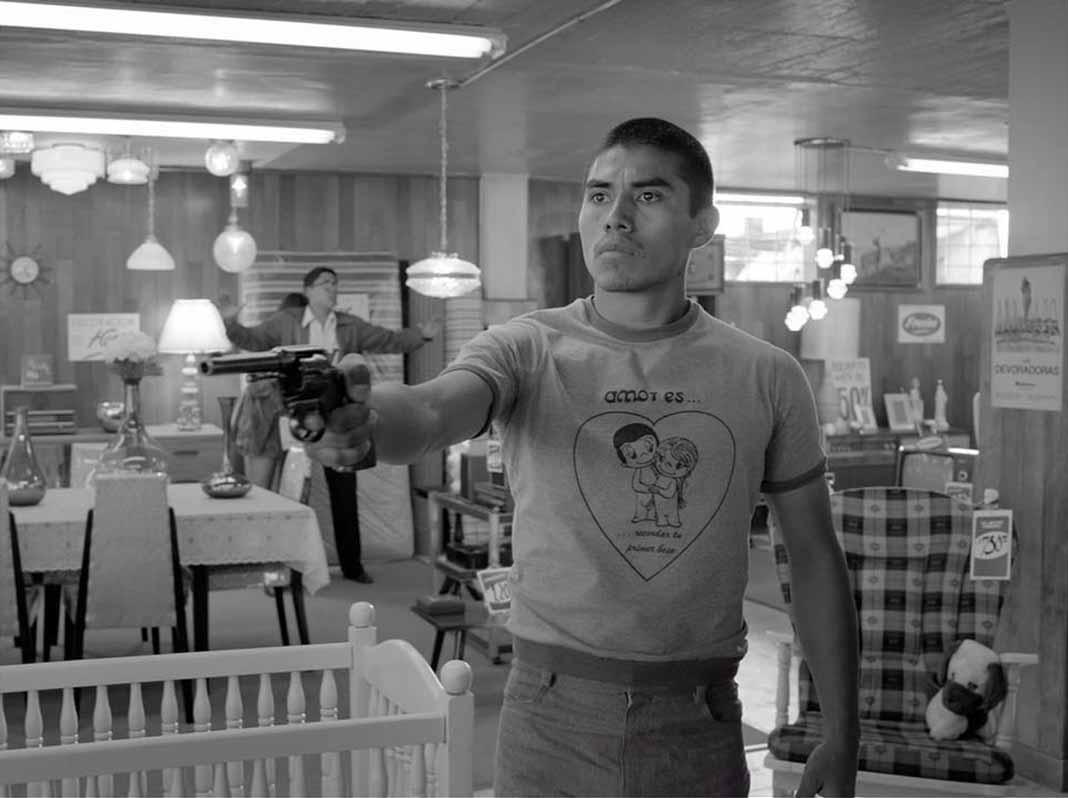 Latin Lover y Jorge Antonio Guerrero acaba de estar en 'Hoy', donde hicieron la rutina marcial de la película