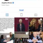El último post juntos de Angélica Rivara y Enrique Peña Nieta