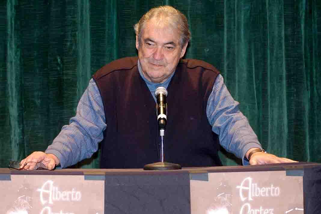 Alberto Cortez será recordado como un cantante que marcó una época en toda Lationoamérica