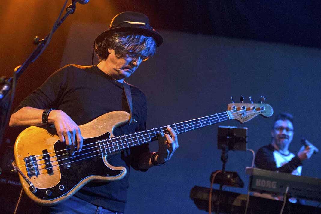 Armando Vega-Gil era uno de los músicos de los 80 más conocidos en México