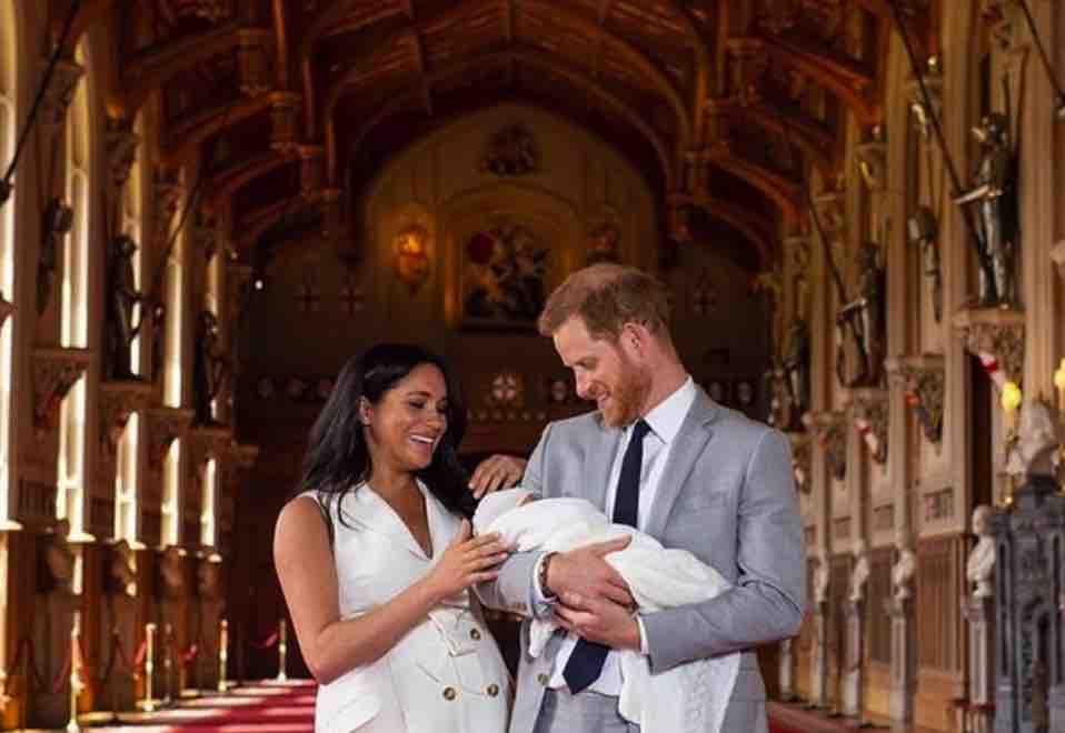 Carta astral del bebé de Meghan Markle y Harry