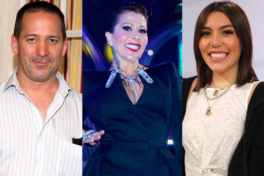 Luis Enrique Guzmán habló sobre los problemas entre su hermana Alejandra y su sobrina Frida