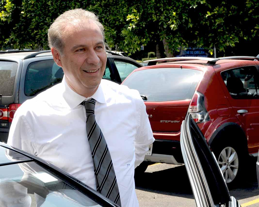 El abogado Juan Collado fue detenido por presunto lavado de dinero y crimen organizado