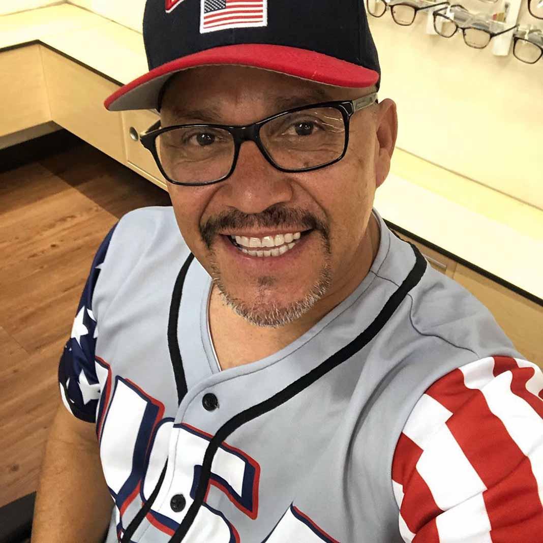 Pedro Rivera Junior se dedica a la construcción, desde limpiar hasta edificar casas
