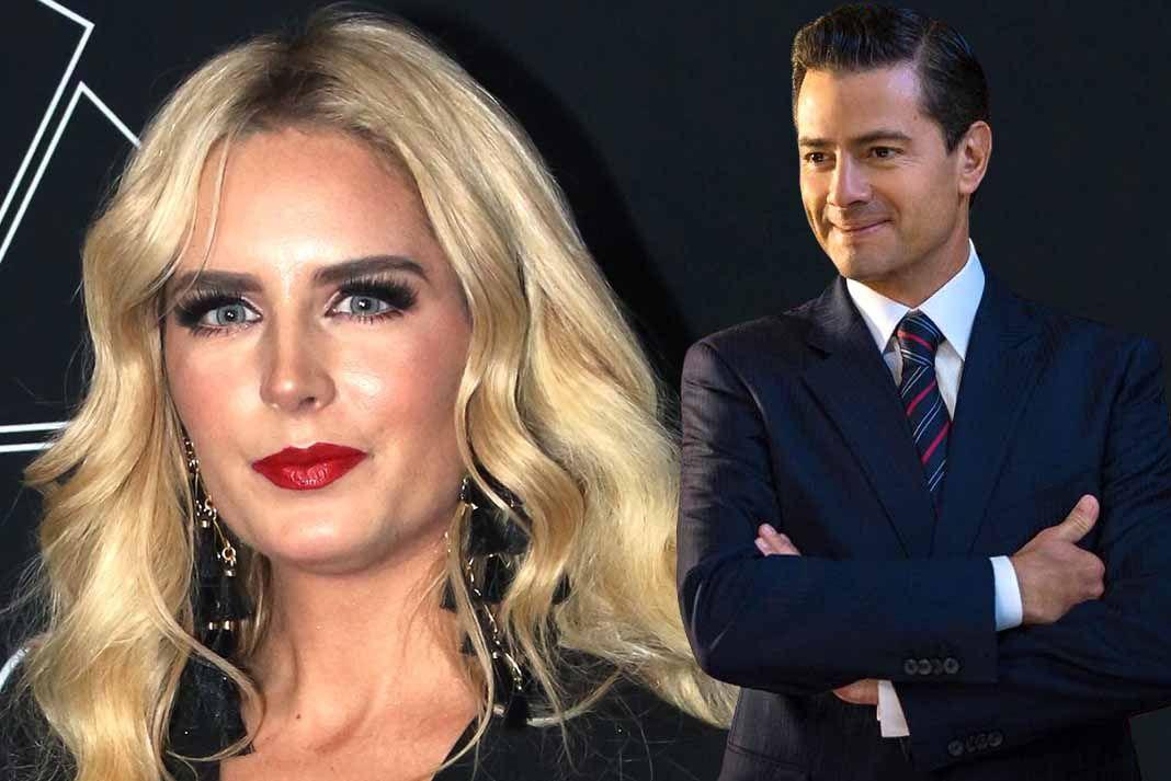 La modelo Tania Ruiz habló a los medios sobre su relación con Enrique Peña Nieto