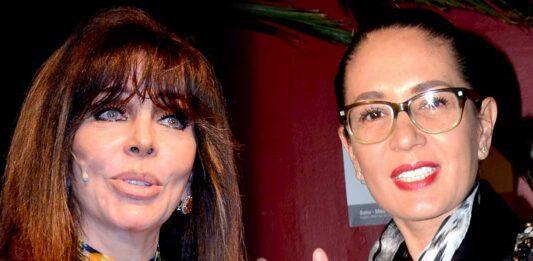 Y siguen los dimes y diretes entre Verónica Castro y Yolanda Andrade