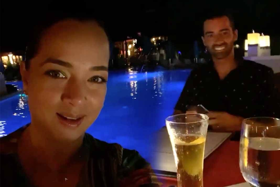 Adamari y Toni Costa vivieron su última escapada romántica como novios
