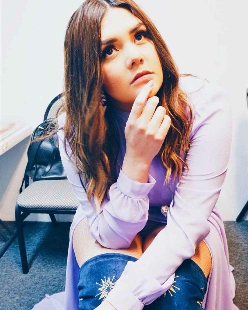 Yuridia dijo que se retiraría un tiempo de los escenarios porque no puede lidiar con los medios que la critican y se burlan de ella