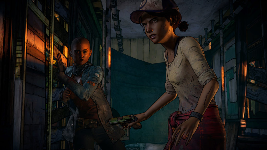 Walking Dead Clementine Backstory
