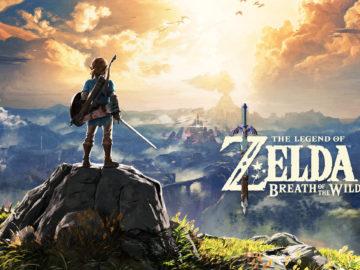 The Legend of Zelda Title
