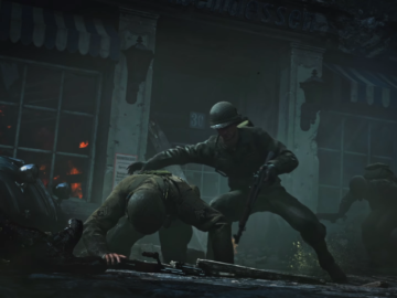 Call of Duty WW2 Brotherhood