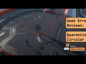 Quarantine Circular Title