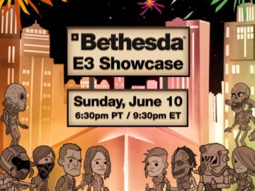 E3 Bethesda Conference 2018