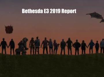 Bethesda E3 2019 Title