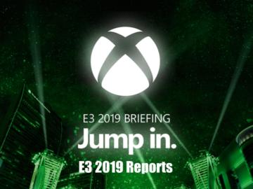 XBOX E3 2019 Title