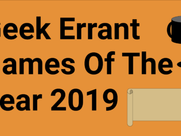 Games of the Year