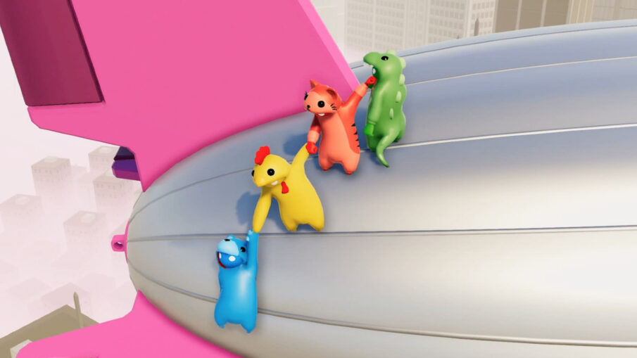 Gang Beasts Blimp