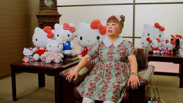 The Toys That Made Us Hello Kitty Lady