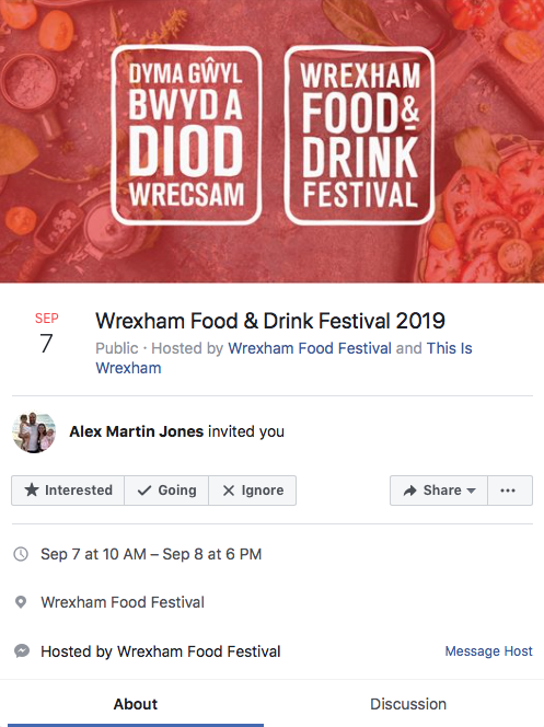 Wrexham Food and Drink Festival