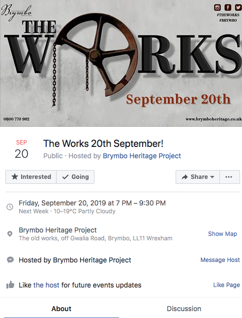 The Works ( Brymbo)