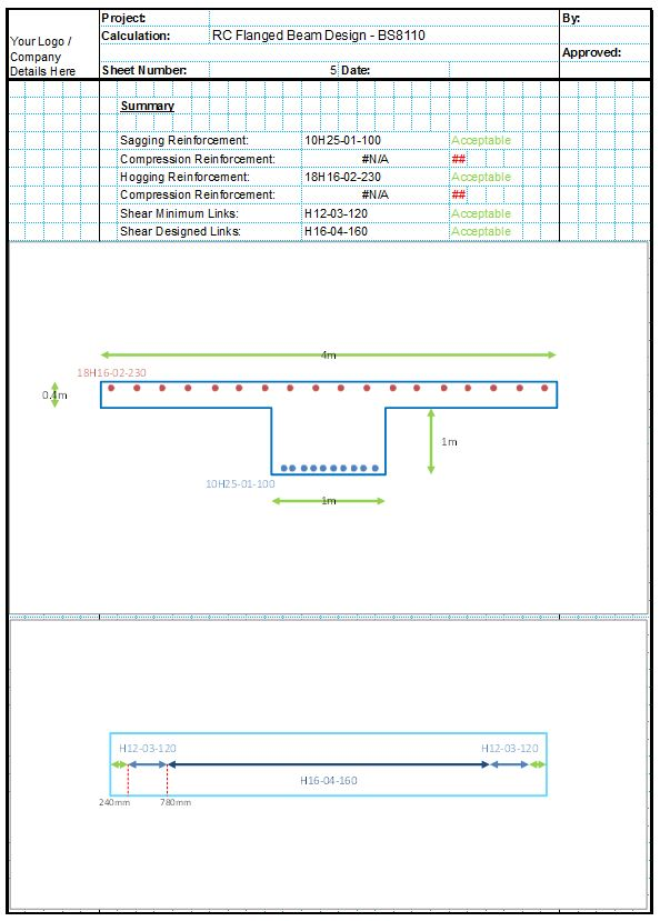 Concrete T Beam Design3