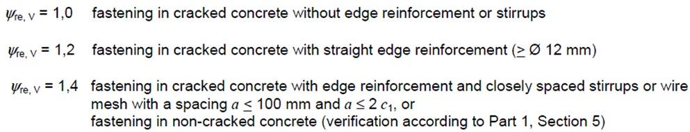 Concrete Edge Failure - Cracked Concrete Factor