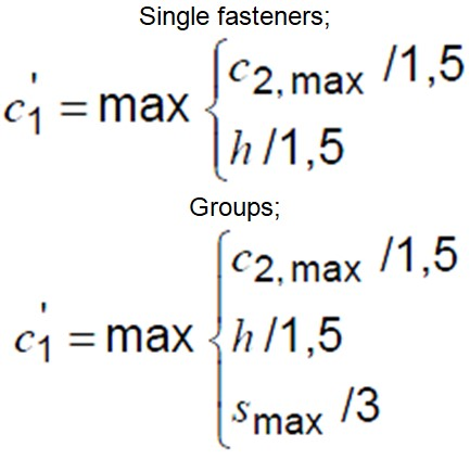 Concrete Edge Failure - Narrow Thin Member Effects2