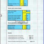 Street Light Foundation Design Spreadsheet8