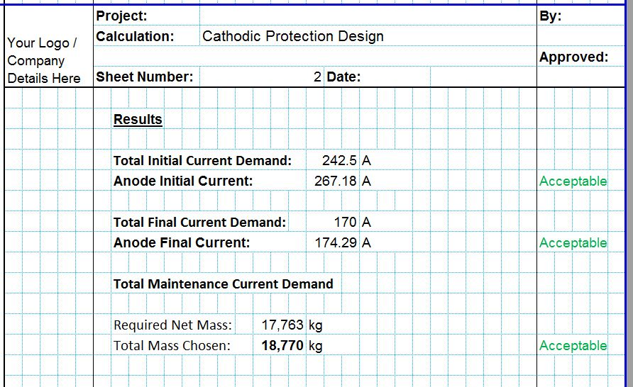 Cathodic Protection Design12