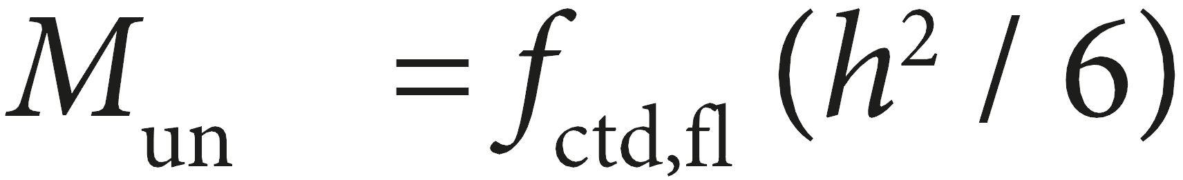 Hetenyi Method - TR34 Line Load Equation2