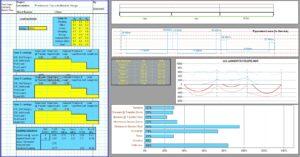 Prestressed Concrete Beam Design Excel Spreadsheet2