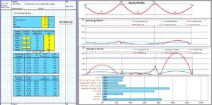 Prestressed Concrete Beam Design Excel Spreadsheet4