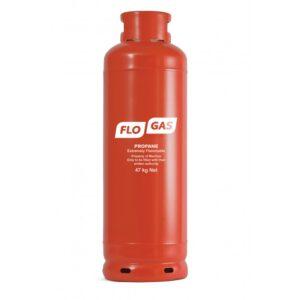 47KG Propane Flogas/Albion Gas Bottled Gas Cylinder