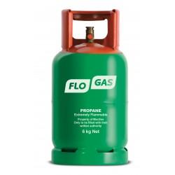 6KG Leisure/Patio Propane Flogas/Albion Gas