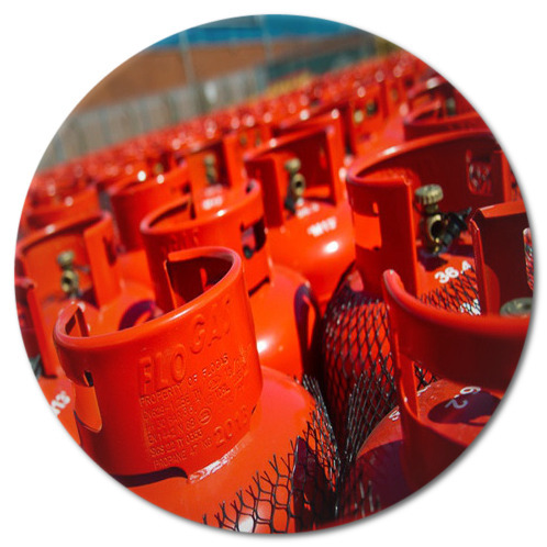Albion Gas Bottles