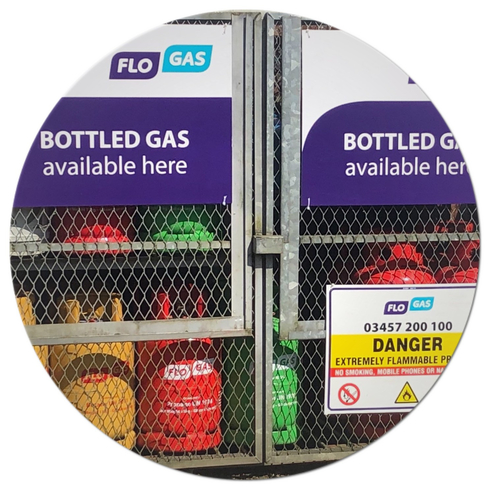 Albion Gas of Arran - Gas Cylinder stockist to the isle of arran