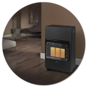 Portable Gas Fires - Albion Gas