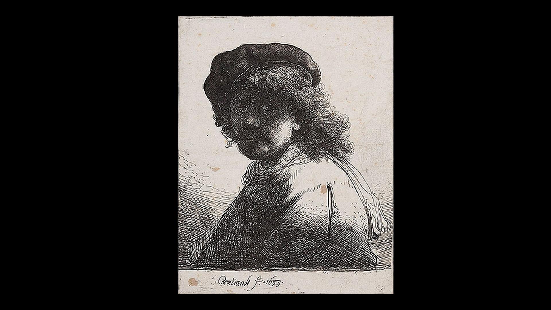 Klasse John Morgan Das Rembrandt-Experiment