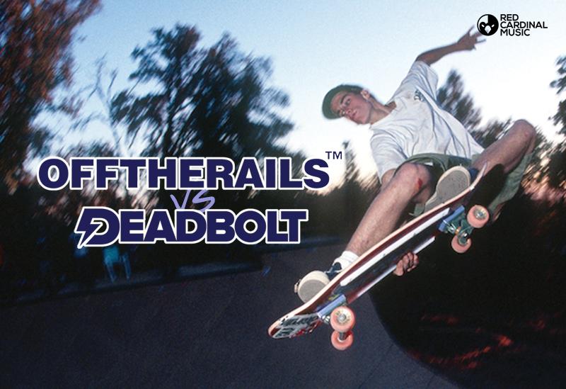 Deadbolt vs Off The Rails Magazine Manchester - Red Cardinal Music