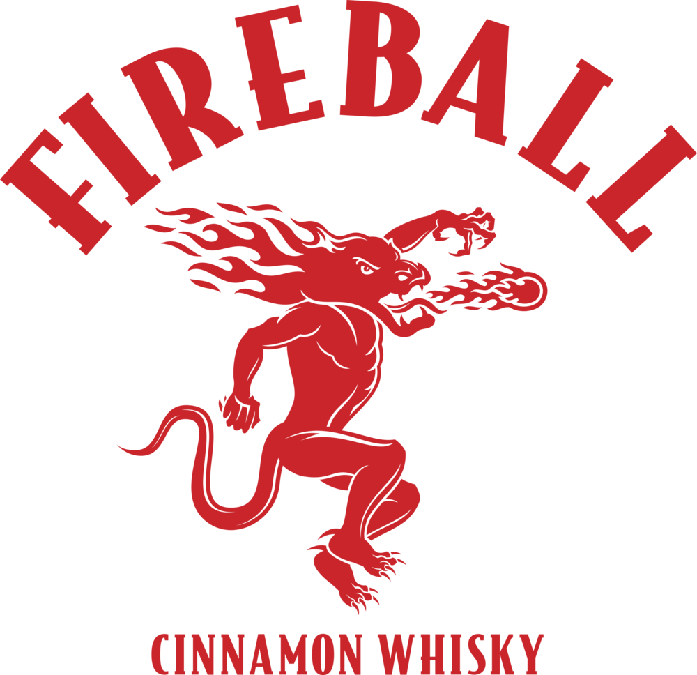Fireball Whisky Logo
