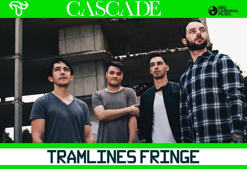 Cascade UK Tramlines Fringe Red Cardinal Music