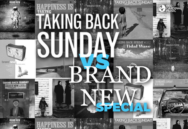 Deadbolt Taking Back Sunday vs Brand New Special - Zombie Shack Manchester - Red Cardinal Music - RWYS